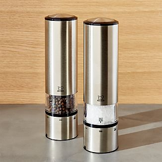 Peugeot ® Elis Electric Salt & Pepper Mills