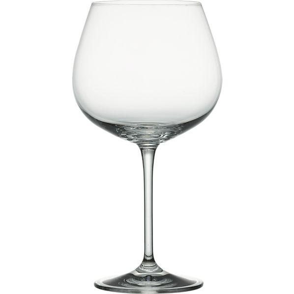 Elite 22 oz. Burgundy Wine Glass