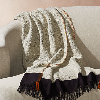 Elki Textured Throw