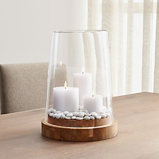 Ellery Hurricane Candle Holder
