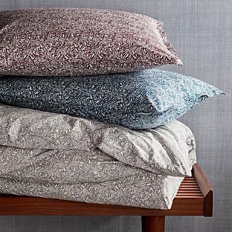Ellio Organic Duvet Covers and Pillow Shams
