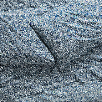 Ellio Organic Blue Sheet Sets
