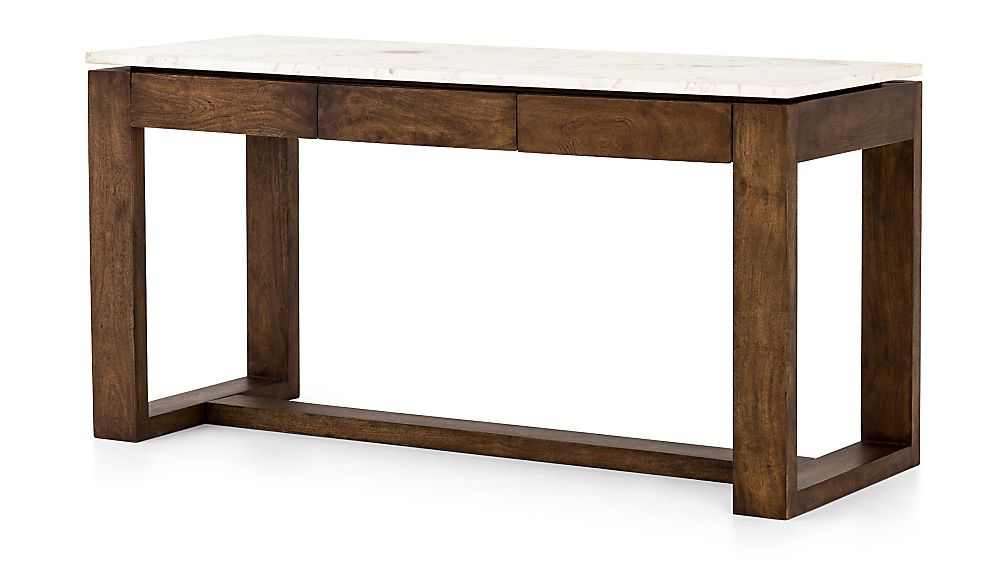 Elliott Counter Table with Storage - Image 1 of 5