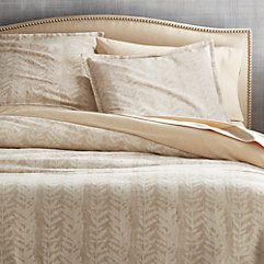 Bedding Luxury Bed Linens And Sets Crate And Barrel