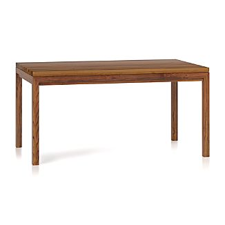 Reclaimed Wood Top/ Elm Base 60x36 Dining Table