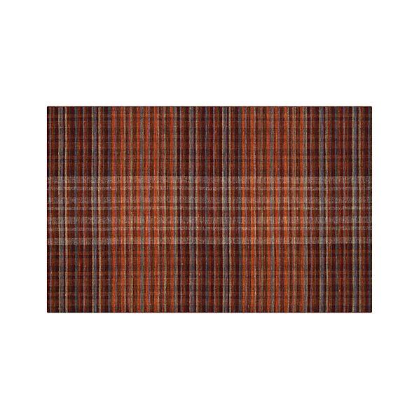 Elmer Rust 5'x8' Rug