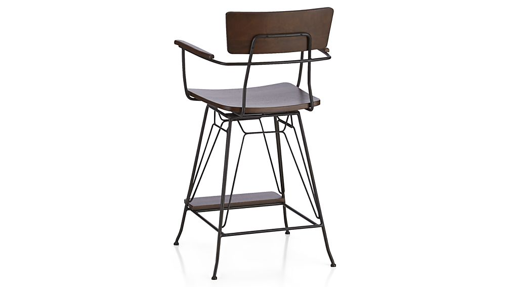 Elston Swivel Counter Stool