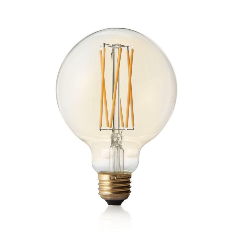 tala elva tinted 6 watt dimmable led vintage bulb reviews crate and barrel. Black Bedroom Furniture Sets. Home Design Ideas