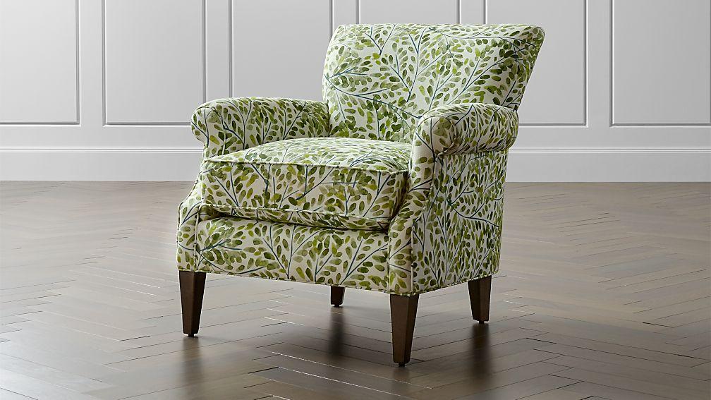 Elyse Armchair - Image 1 of 7