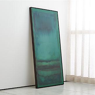 Emerald Print