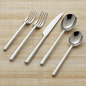 Emerge Mirror 20-Piece Flatware Set