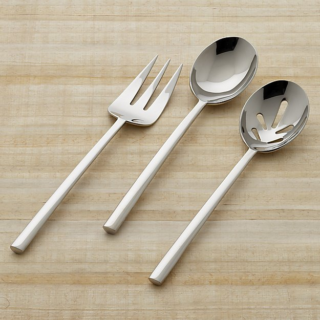 Emerge Mirror 3-Piece Serving Set - Image 1 of 4