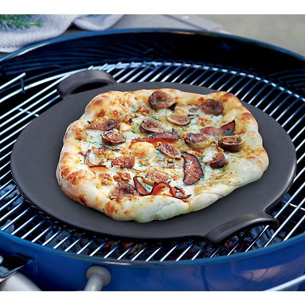 Emile Henry Glazed Pizza Stone