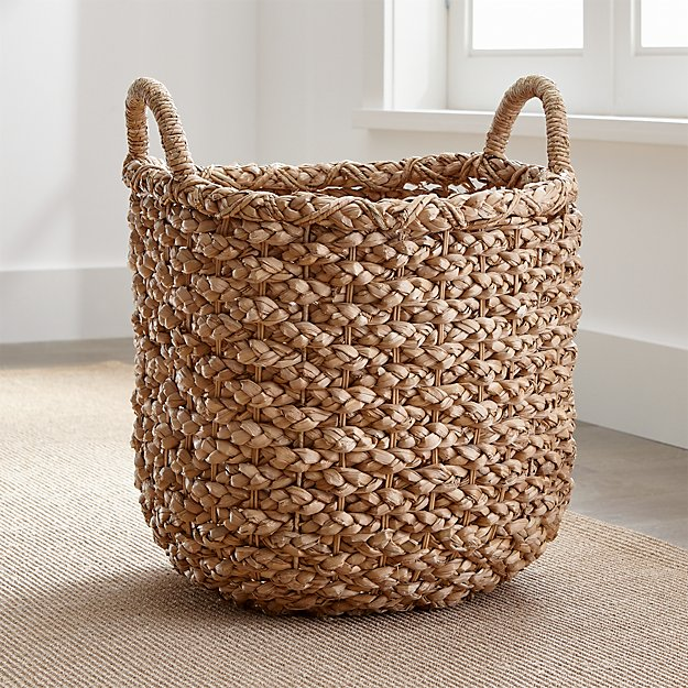 Emlyn Basket Reviews Crate And Barrel