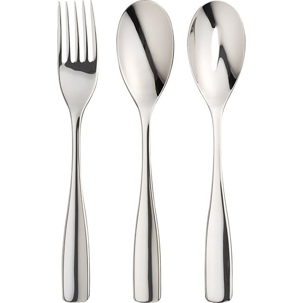 Empress 3-Piece Serving Set