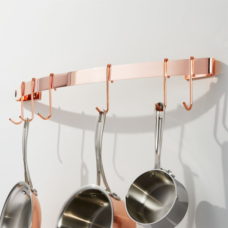 enclume curved wall rack