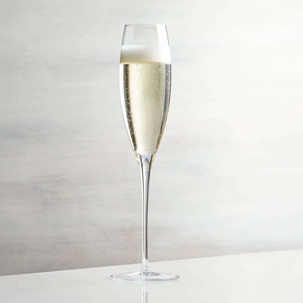 Enoteca Champagne Glass - Crate and Barrel