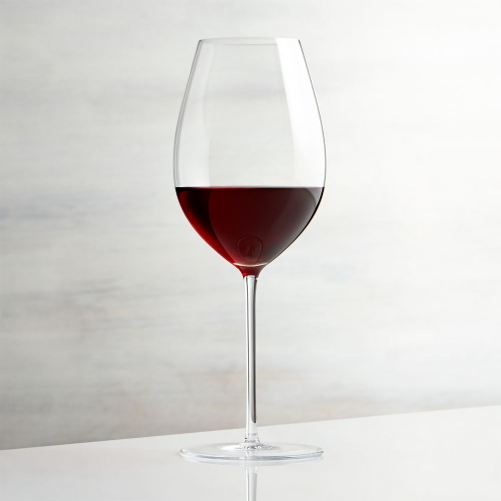 Enoteca Red Wine Glass - Crate and Barrel