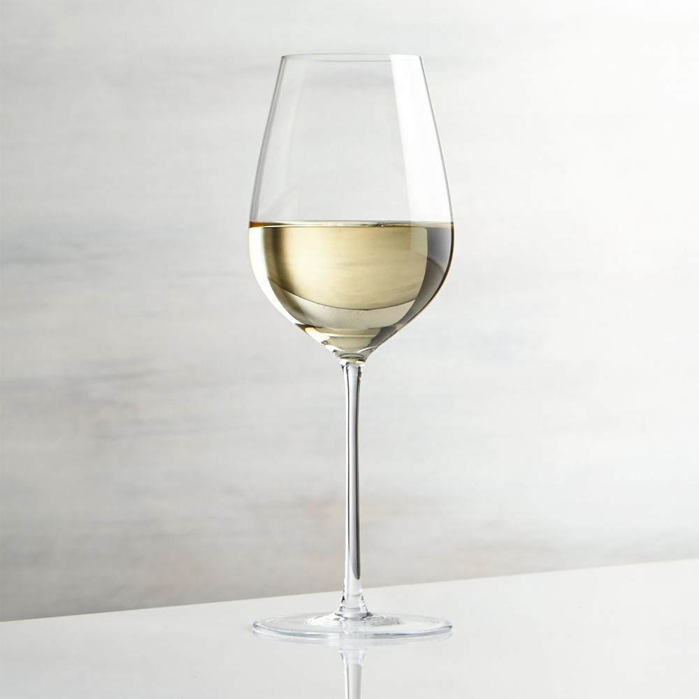 Enoteca White Wine Glass - Crate and Barrel