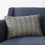 Enzo 18 x12  Pillow with Feather-Down Insert