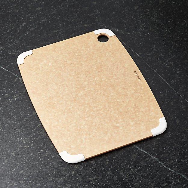 Epicurean Medium White Nonslip Cutting Board - Image 1 of 3