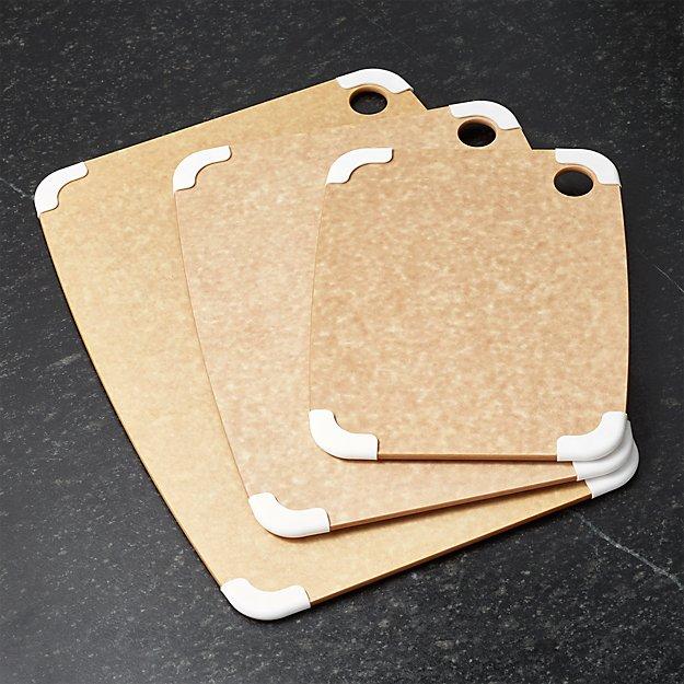 Epicurean White Non Slip Cutting Board - Image 1 of 3