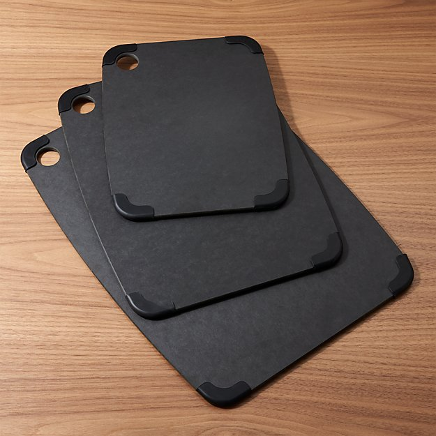 Shared Board Cause To Pause: Epicurean Slate Cutting Board: Nonslip