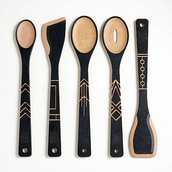 Utensil Sets For The Kitchen Crate And Barrel