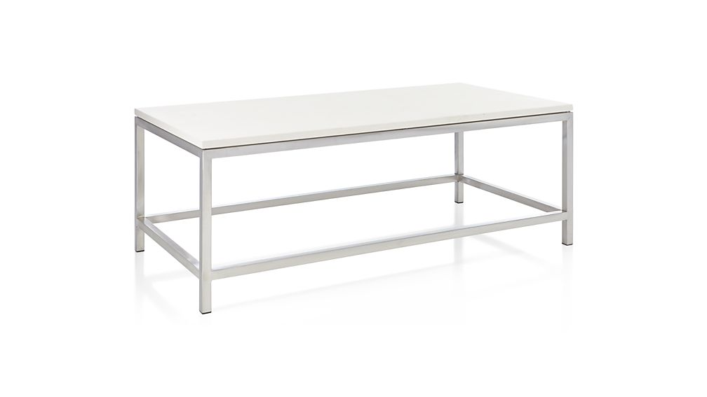 Era Limestone Rectangular Coffee Table