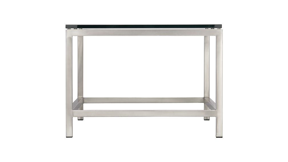 Era Rectangular Glass Coffee Table