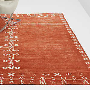 Area Rugs by Size, Color, Material