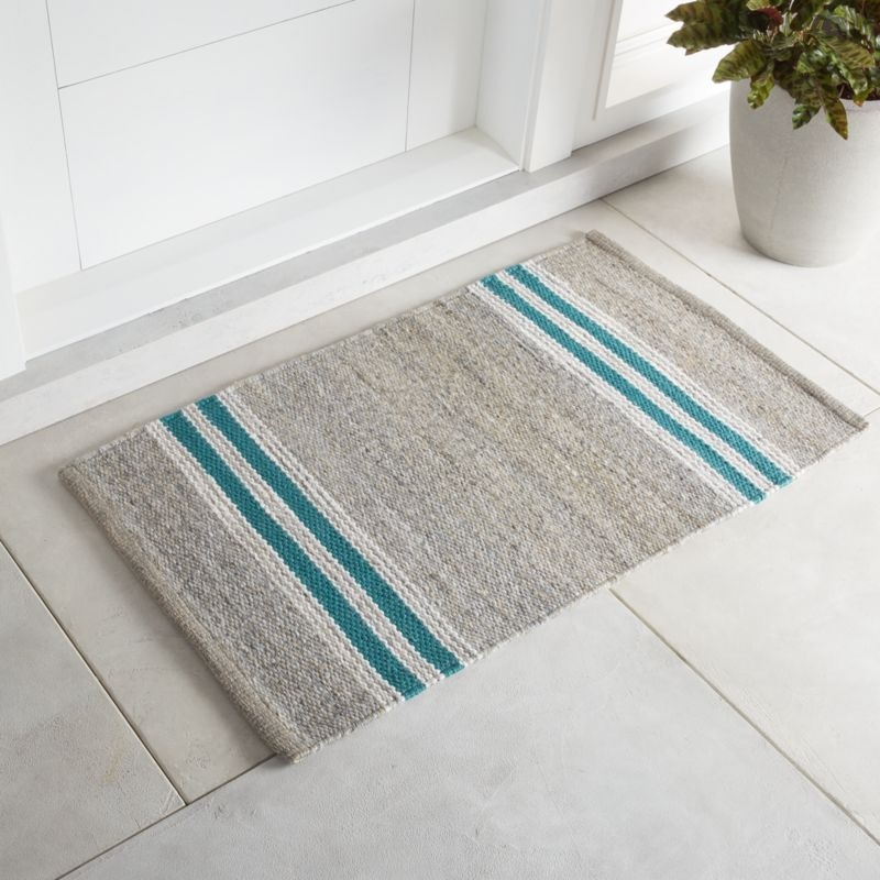 Espen Grey Indoor/Outdoor Rug 2'x3' +