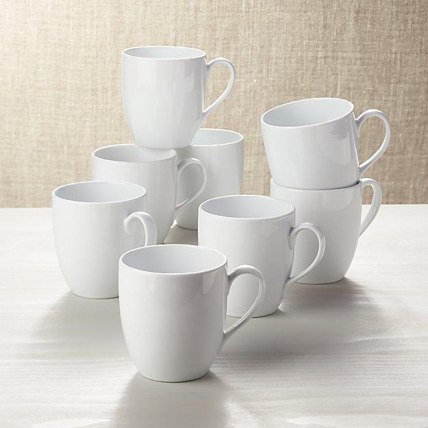 Set of 8 Essential Mugs - Image 1 of 9