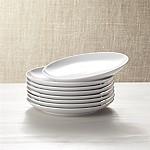 Set of 8 Essential Salad Plates