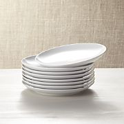 Set of 8 Essential Salad Plates