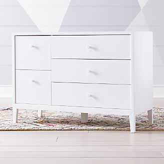 Kids Dressers Baby Changing Tables Crate and Barrel