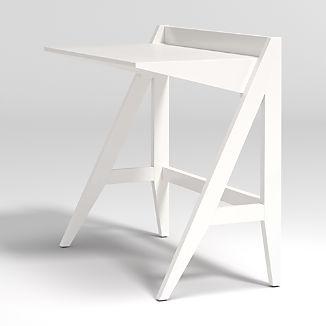 Kids Ever Simple White Small Desk