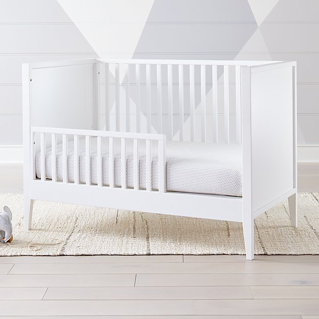 Ever Simple White Crib Mesmerizing Simple White Bedroom
