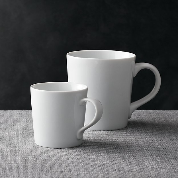 Everyday Mugs Crate And Barrel