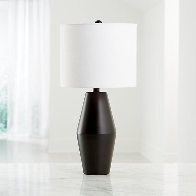Everett Bronze Table Lamp - Image 1 of 4