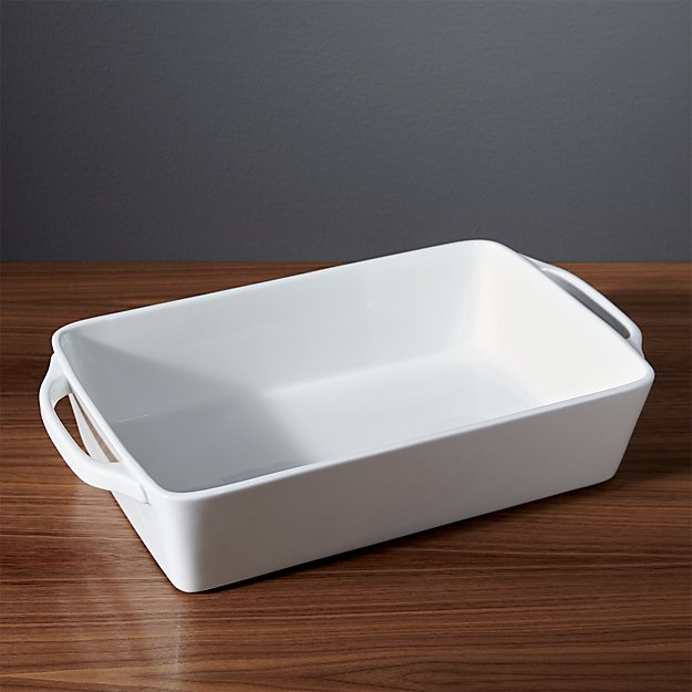 everyday baking dishes | crate and barrel