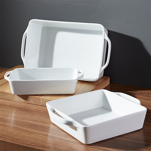 Everyday Square Baking Dish Reviews Crate And Barrel