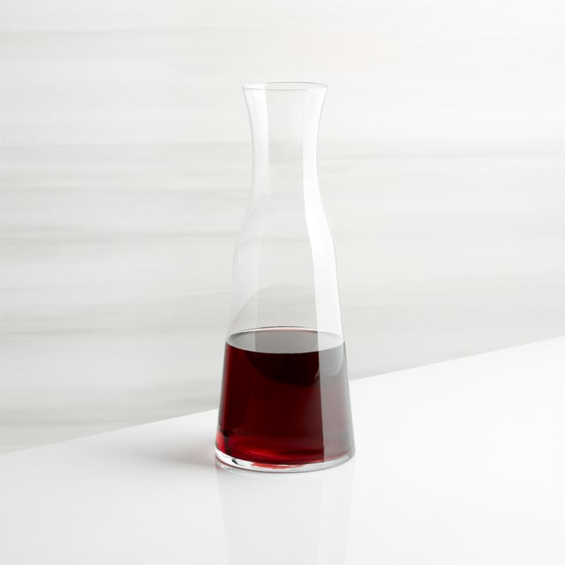 Everyday Wine Carafe Reviews Crate And Barrel