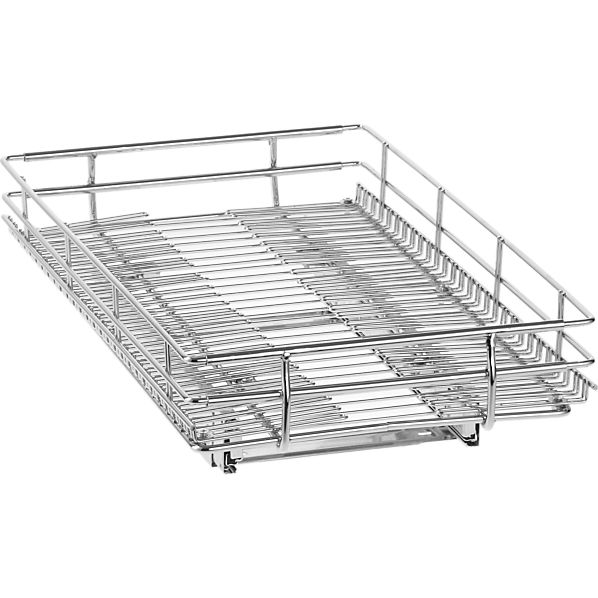 Large Expandable Pull-Out Shelf