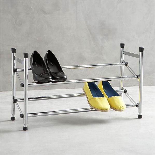 Expandable Shoe Rack II