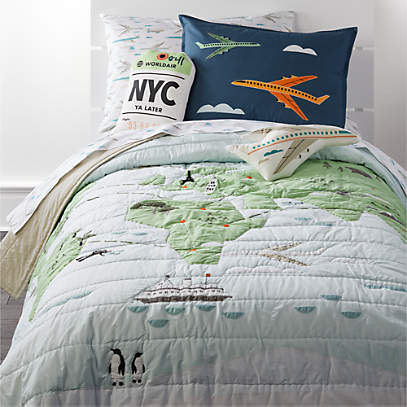 Explorer Twin Quilt Reviews Crate, Crate And Barrel Bedding Reviews