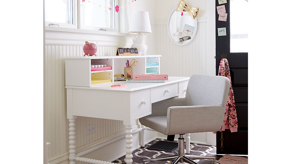 Jenny Lind Desk Crate And Barrel