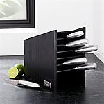 Fleischer and Wolf Hammered 7-Piece Knife Block Set