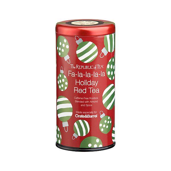 The Republic of Tea ® Fa la la la la Holiday Red Tea