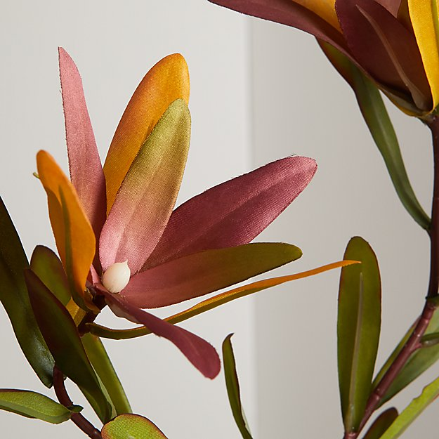 Faux Fall Leaves Stem - Image 1 of 4